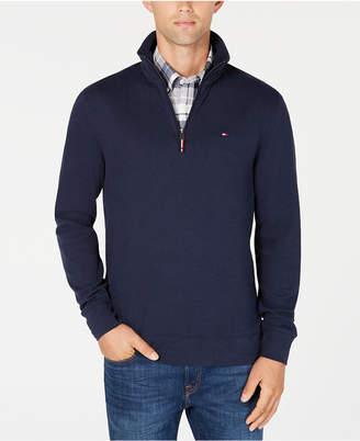 Tommy Hilfiger Men's Winston Mock-Neck Sweater