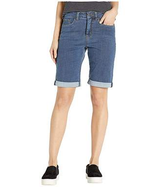 FDJ French Dressing Jeans Lightweight Olivia Bermuda in Denim