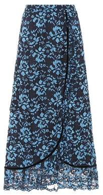 Ganni Flynn lace skirt