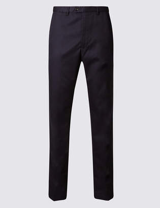 Pixi M&S CollectionMarks and Spencer Tailored Fit Pure Cotton Chinos