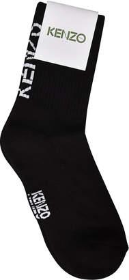 Kenzo Logo Socks
