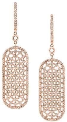 Astley Clarke Icon Nova Diamond drop earrings
