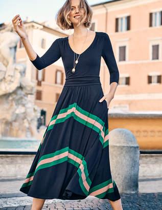 Boden Juliet Jersey Midi Dress