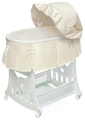Viv + Rae Priscilla Waffle Pleated Bassinet $119.99 thestylecure.com