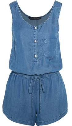Walter W118 By Baker Jessie Chambray Playsuit
