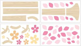 The Woods Cocalo Baby CoCaLo Baby In Removable Wall Decals