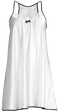 Kate Spade Women's Lace Bridal Chemise