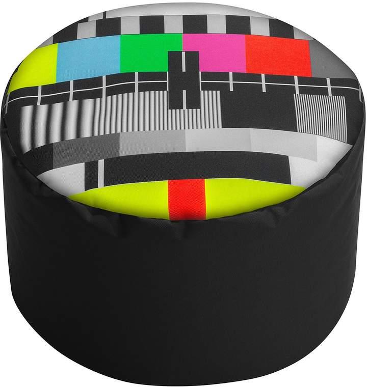 SITTING POINT Polsterhocker Dot Com TV Test