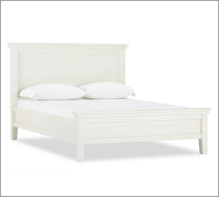 Farmhouse Bed - Antique White