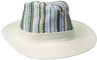 Physician Endorsed Women's Zuma Small Packable Fedora Hat