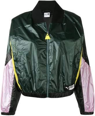 Puma cropped bomber jacket