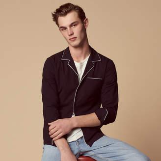 Sandro Navy pyjama shirt