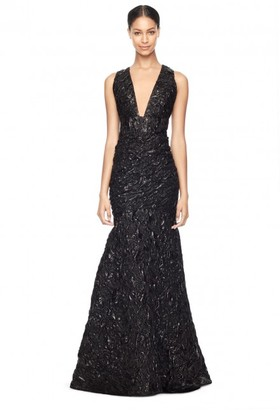 Rosettes Penelope Gown $1,050 thestylecure.com