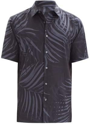 Theory Menlo Standard-Fit Short-Sleeve Shirt
