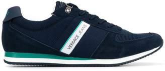Versace panelled sneakers