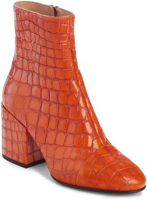 Dries Van Noten Waterproof Block Heel Bootie