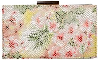 Van Dal Multi Coloured 'Zinnia' Clutch Bag