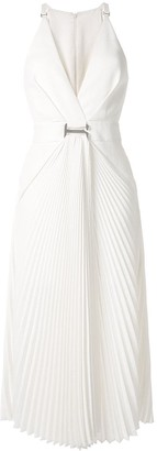 Dion Lee Suspended Sunray dress