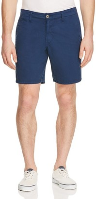 Original Paperbacks St. Martin Garment Dyed Shorts $95 thestylecure.com