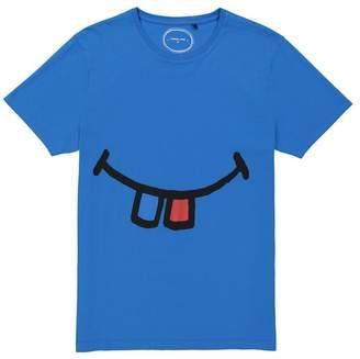 Commune De Paris Funny Tooth Smile T-Shirt