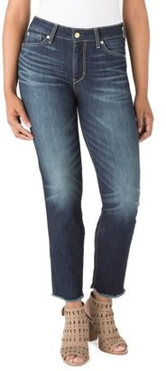 Levi's Women's High Rise Ankle Straight Jean
