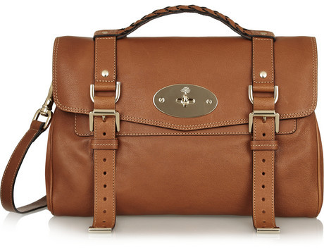 Mulberry The Alexa leather satchel