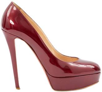 Christian Louboutin Bianca patent leather heels
