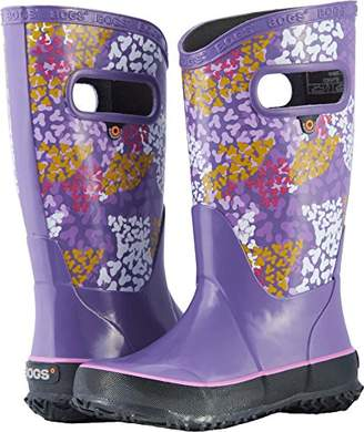 Bogs Rubber Waterproof Rain Boot for Boys and Girls
