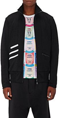 Y-3 Men's Tech-Jersey Track Jacket $435 thestylecure.com