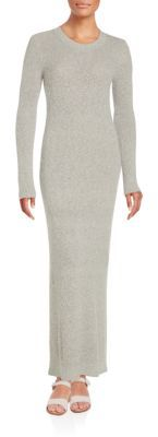 Cashmere Long Sleeve Gown