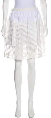 Chloé Perforated Mini Shorts w/ Tags