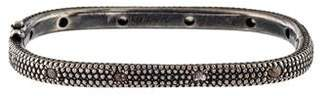 Moritz Glik Diamond Square Bracelet