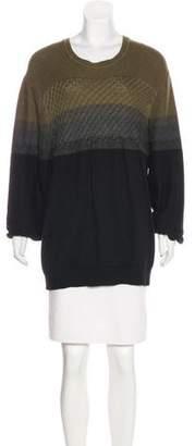 Calvin Klein Jeans Long Sleeve Knit Sweater