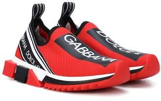Dolce & Gabbana Sorrento printed sneakers