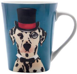 Maxwell & Williams Mob Sir Henry Porcelain Mug Set