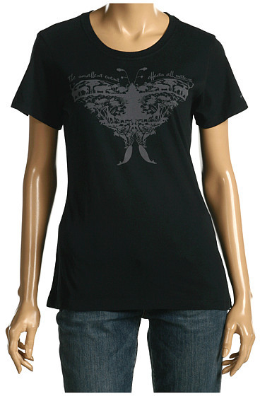 Mission Playground - Butterfly T-Shirt (Black)