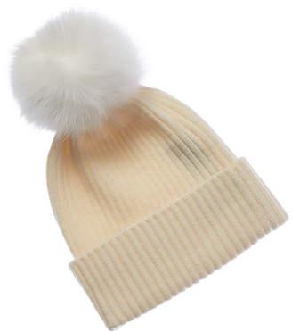 Sofia Cashmere Knit Cashmere Hat