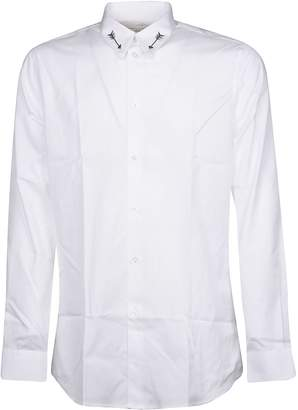 Givenchy Arrow-collar Fitted Shirt