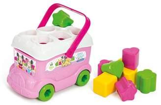 Disney Baby Clementoni - Minnie Mouse Shape Sorter Bus
