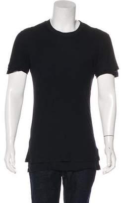 Damir Doma Silent Longline Layered T-Shirt