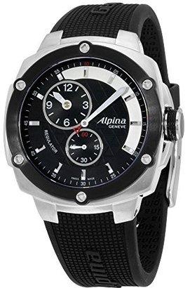 Alpina Avalanche Extreme Regulator Black Dial Ladies Watch al650lbbb3ae6