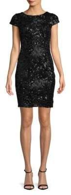 Calvin Klein Sequin Mini Dress
