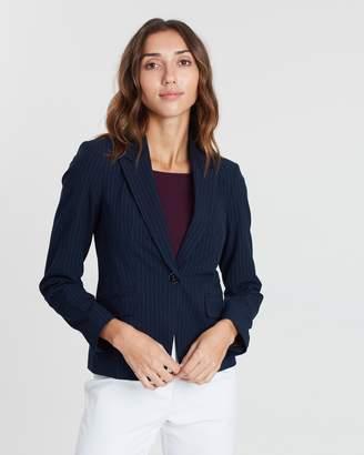 Dorothy Perkins Pinstripe Suit Jacket