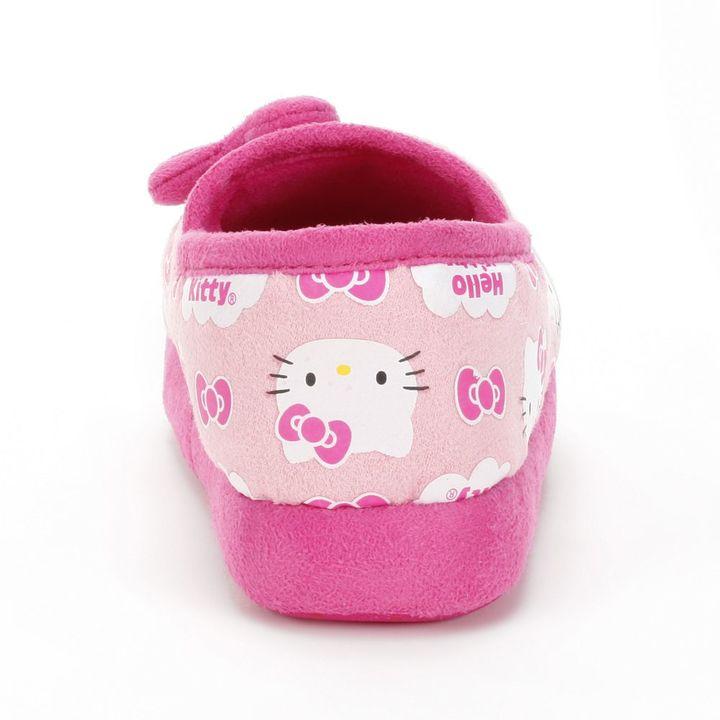 Hello Kitty slippers - toddler girls