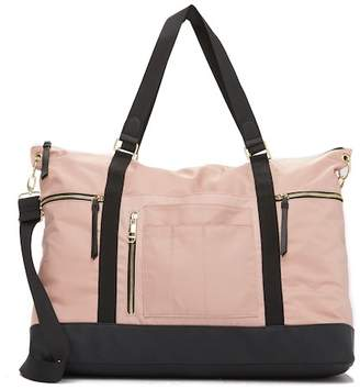 Madden-Girl Nylon Weekend Bag