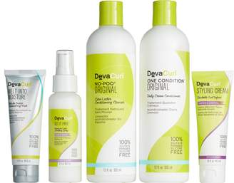 DevaCurl Curly Care Kit