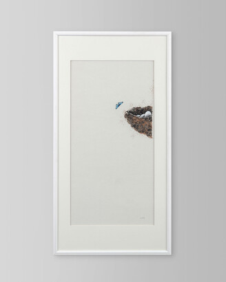 """John-Richard Collection John Richard Collection Ja Ding's """"Simply Nature"""" Framed Art Print on Canvas"""
