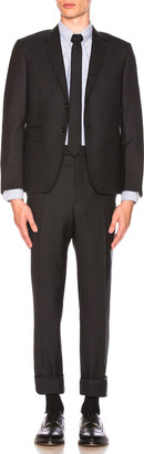 079c63bb754b Thom Browne Classic Wool Suit in Charcoal