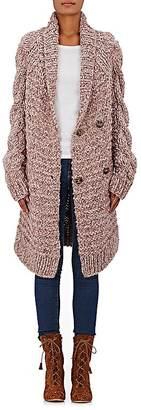 Ulla Johnson Women's Aiko Baby Alpaca Cardigan $645 thestylecure.com