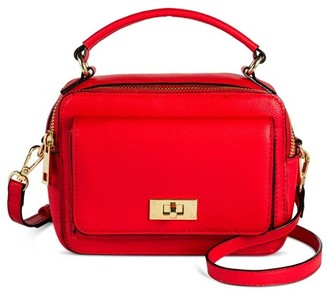 Merona Women's Boxy Mini Crossbody Handbag $19.99 thestylecure.com